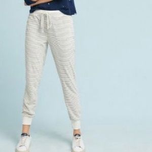 Anthropologie cloth & stone joggers size Large